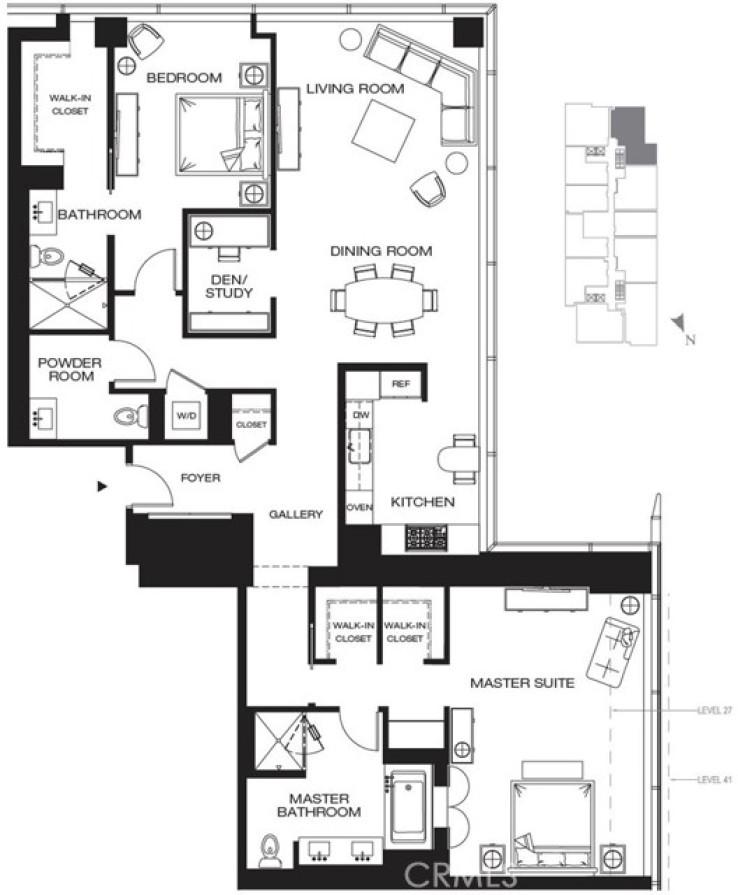 Fully Furnished Turn Key Property At The Ritz Carlton Residences