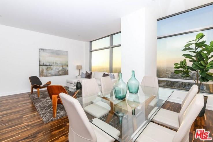 Ritz Carlton Residences Los Angeles Luxury Amenities