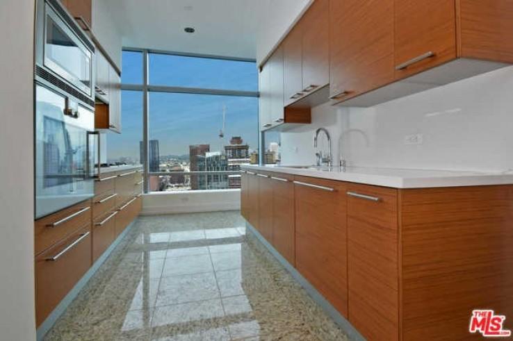 Ritz Carlton Residences Los Angeles Skyline Views