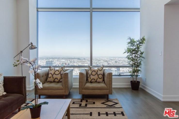 41st Floor Ritz Carlton Residence For Rent