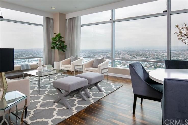 Ritz Carlton Residences Los Angeles Spacious Unit