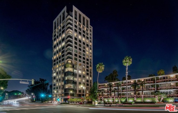 Beverly West Luxury Amenities