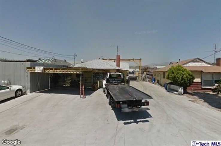Commercial for Sale in Sun Valley, California