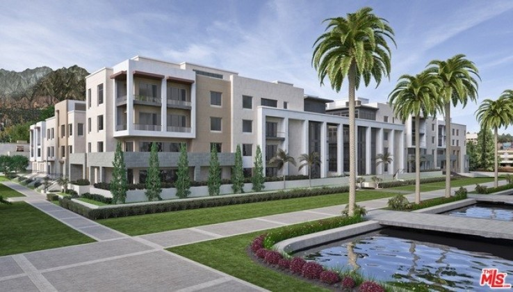 Luxury New Construction in Old Town Pasadena