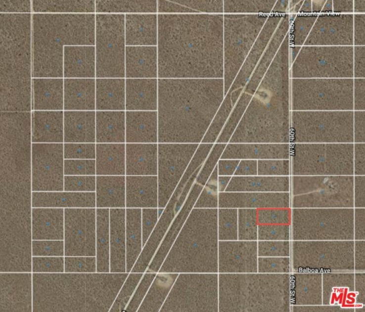 Land for Sale in Mojave, California