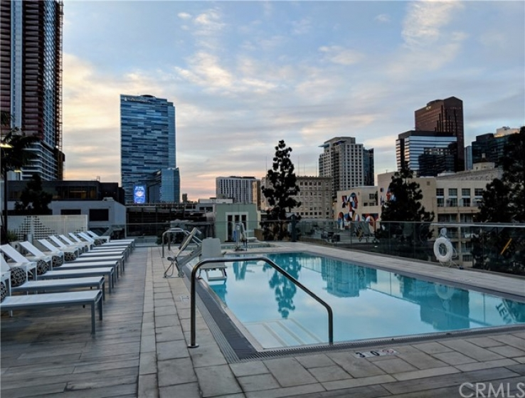 Ten50 Downtown Los Angeles Luxury Residence