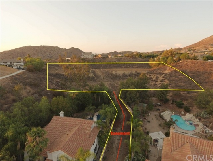Land for Sale in Corona, California