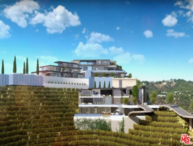 19 Bed Home for Sale in Beverly Hills, California